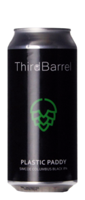 Third Barrel Plastic Paddy