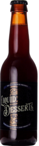 Big Belly Liquid Dessert #09 Black & Blueberry Maple Syrup Pancake Ale