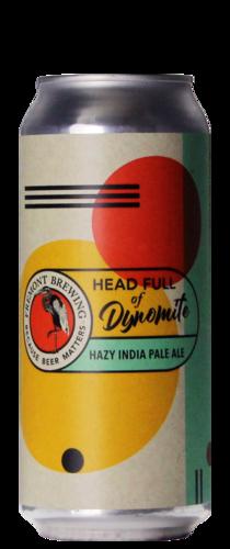Fremont Head Full of Dynomite v.20: Hazy IPA with Strata