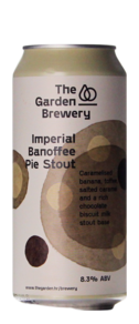 The Garden Banoffee Pie Stout