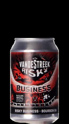 VandeStreek RISky Business Bourbon BA
