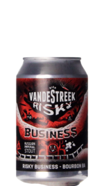 VandeStreek RISky Business Bourbon BA