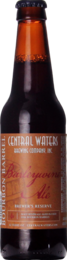 Central Waters Brewers Reserve Bourbon Barrel Aged Barleywine Ale
