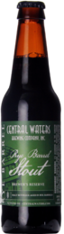 Central Waters Brewing Company Brewer's Reserve Rye Barrel Stout