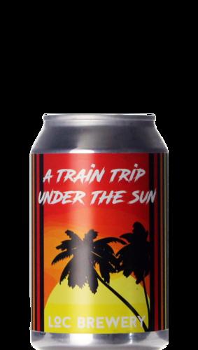 Loc Brewery Train Trip Under The Sun
