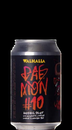 Walhalla Daemon #10 Blik