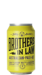 Brothers In Law Australian Pale Ale Blik