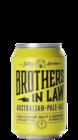 Brothers In Law Australian Pale Ale Blik