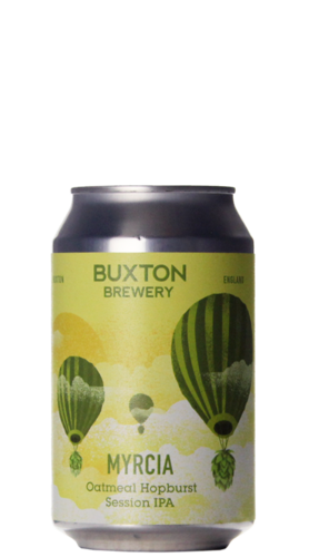 Buxton Myrcia Session IPA
