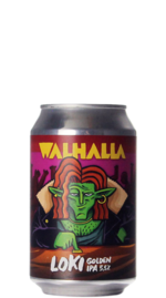 Walhalla Loki Golden IPA (blik)