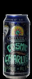 Latitude 42 Cosmic Charlie's Pale Ale