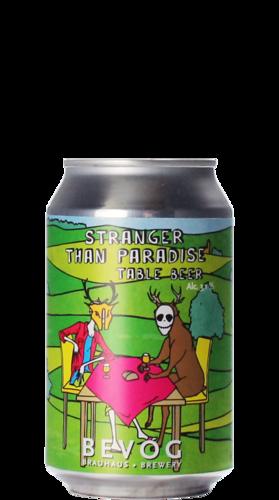Bevog / Wild Beer Co. Stranger Than Paradise