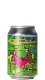 Bevog / Wild Beer Co. Stranger Than Paradise