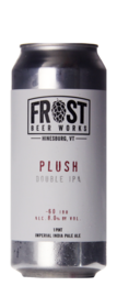 Frost Beer Works Plush DIPA