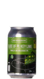 Hop Hooligans Slice of PI: Key Lime