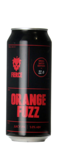 Fierce Beer Orange Fuzz