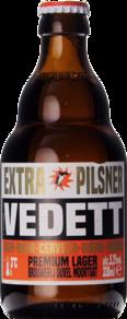 Vedett Extra Pils / Extra Blond