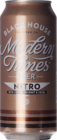 Modern Times Beer Nitro Black House With Coffee, Coconut, & Cocoa
