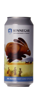 Kinnegar Brewing Big Bunny IPA