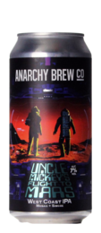 Anarchy Brew Uncle Mickey's Flight To Mars