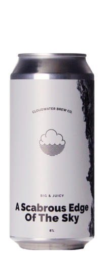 Cloudwater A Scabrous Edge Of The Sky