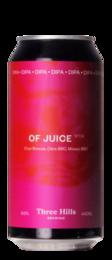 Three Hills Of Juice No 4
