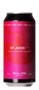 Three Hills Of Juice No 4