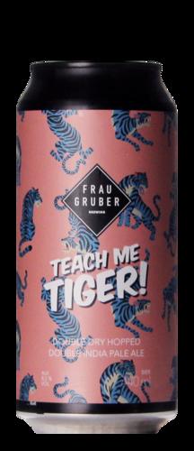 Frau Gruber Teach Me Tiger!
