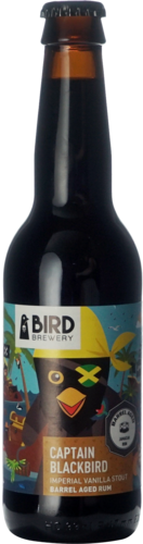 Bird Captain Blackbird Jamaican Rum Barrel Aged