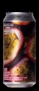 Northern Monk Patrons Project 22.02 Passion Fruit & Vanilla Soda Milkshake IPA