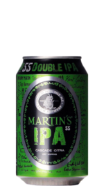 John Martin's 55 Double IPA