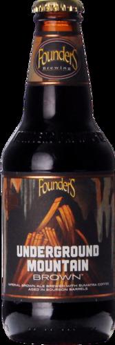 Founders Underground Mountain Brown 2020