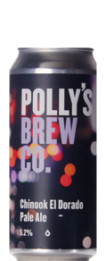 Polly's Brew Chinook El Dorado
