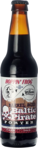Hoppin' Frog Barrel Aged Baltic Pirate Porter
