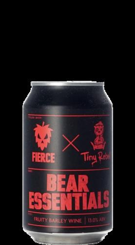 Fierce / Tiny Rebel Bear Essentials