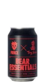 Fierce / Tiny Rebel Bear Essentials