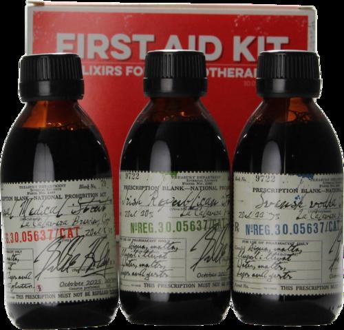 La Calavera First Aid Kit