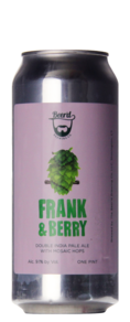 Beer'd Brewing Company Frank & Berry