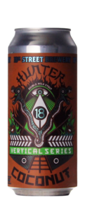18th Street Brewery Hunter Coconut