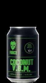 Fierce Beer Very Big Moose Coconut